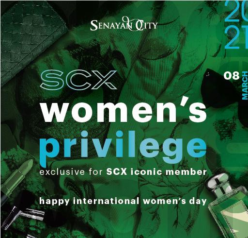 SCX WOMENS PRIVILEGE