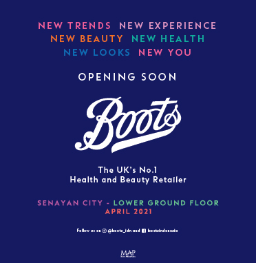 OPENING SOON BOOTS