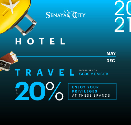 SCX HOTEL TRAVEL PARTNER