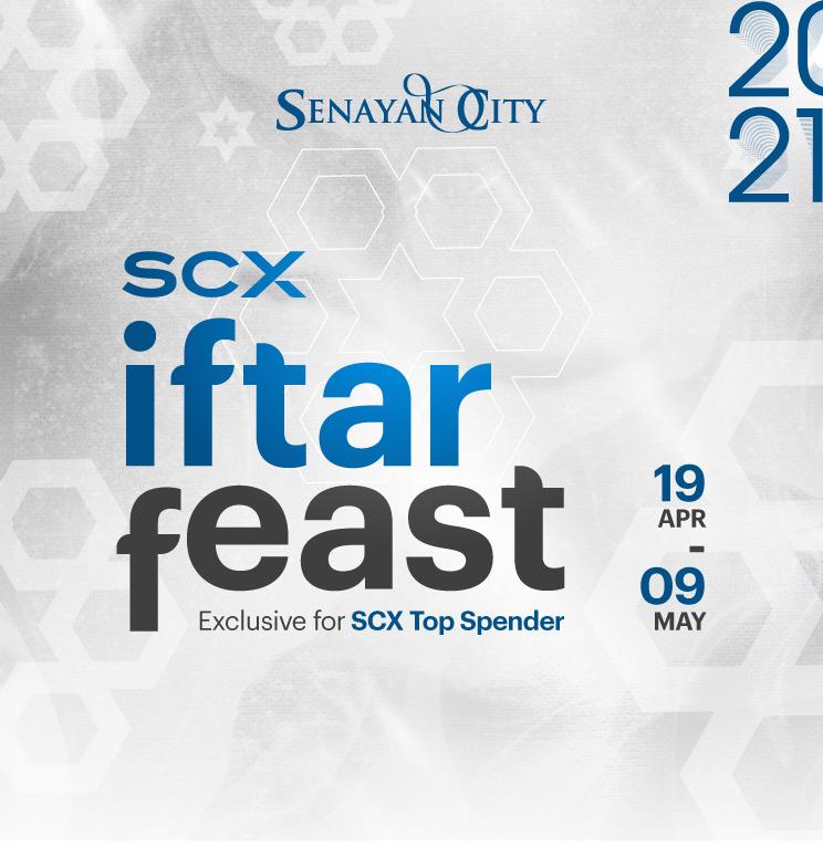 SCX IFTAR FEAST