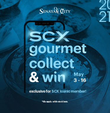 SCX GOURMET COLLECT & WIN