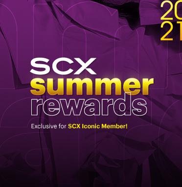 SCX SUMMER REWARDS